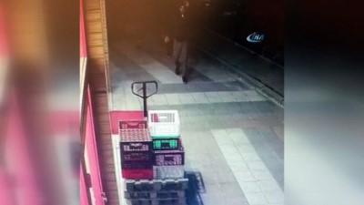 akalan -  Ekmek kasası hırsızları kamerada