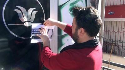 Erkek kuaförden 'Çocuk gelinlere hayır' kampanyası