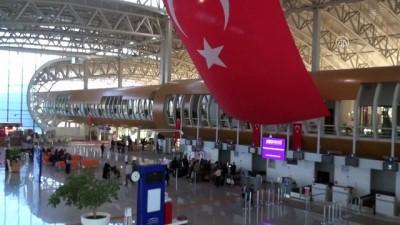 Erzincan Havalimanı 440 binden fazla yolcuya hizmet verdi - ERZİNCAN