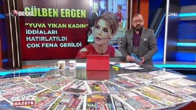 gulben ergen - Gülben Ergen, Seda Sayan'ın programında ne dedi?