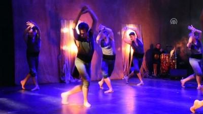'Güldestan' balesi, Gümüşhane'de sahnelendi