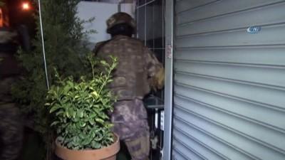 akalan -  İstanbul'da şafak vakti 30 adrese narkotik operasyonu