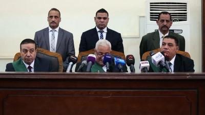 Mısır'daki yargılamalar - KAHİRE