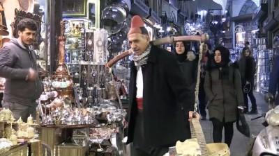 'Salep ve gölge oyunuyla' geçim mücadelesi - KAHRAMANMARAŞ