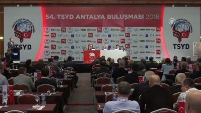 TSYD 54. Antalya Semineri - ANTALYA