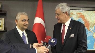 Volkan Bozkır: 'Türkiye'de bizim kalbimiz hep Kıbrıs için atar' - TBMM