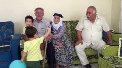 1 Ekim Dünya Yaşlılar Günü - GAZİANTEP