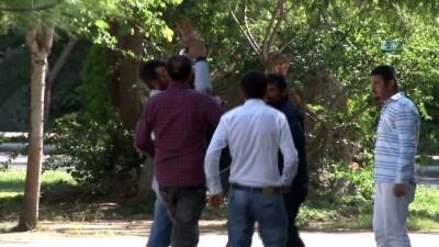 Boğularak ölen iki kardeşin cenazesi alındı