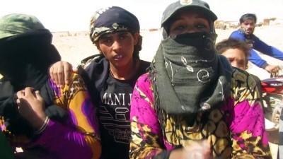 'Çölde yaşayan ölülerin kampı: Rukban' - SURİYE