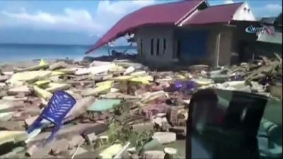 kimlik tespiti -  - Endonezya'da arama kurtarma çalışmaları sürüyor