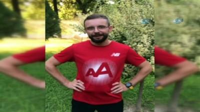 İyilik için Van'dan İzmir'e koşuyor