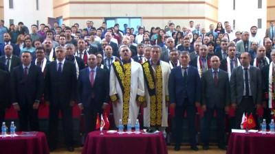Kırgızistan-Türkiye Manas Üniversitesinde yeni eğitim yılı başladı - BİŞKEK