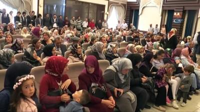 Mısır'dan Ankara'ya öğrenci olmak için geldi, damat oldu