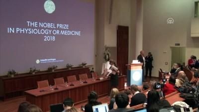 Nobel Tıp Ödülü sahiplerini buldu - STOCKHOLM