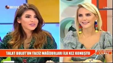 Talat Bulut'un taciz mağdurları Beyaz TV'ye konuştu