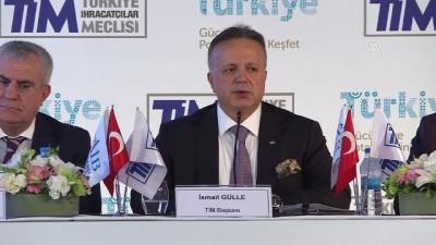 ihracat rakamlari - TİM Başkanı Gülle soruları yanıtladı - ANTALYA