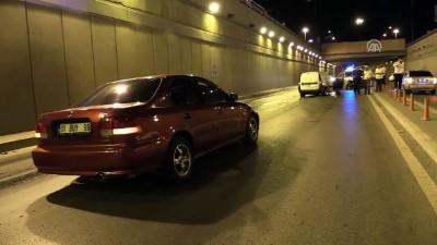 ticari arac - Trafik kazası: 2 yaralı - ADANA