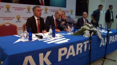 "AK Parti Genel Başkan Vekili Numan Kurtulmuş: ""Bu coğrafyada oynanan oyunun adı ikinci Sykes-Picot'tur"""