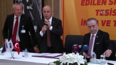 Büyükçekmece Belediyesi'nden Galatasaray'a 126 dönümlük arazi