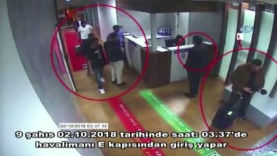 Cemal Kaşıkçı için Suudi Arabistan'dan gelen 15 kişilik ekibin kimlikleri ortaya çıktı