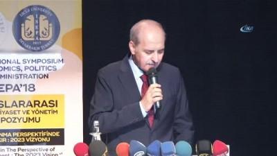 Diyarbakır'da '2'nci Uluslararası Ekonomik, Siyaset Yönetimi Sempozyumu'