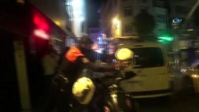 Fatih'te asayiş uygulaması: 46 kadına fuhuştan gözaltı