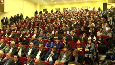 """- Gürcistan Cumhurbaşkanı Adayı Zurabişvili Türklerle Bir Araya Geldi - """"vatandaşlıklar Geri Verilecek"""""""