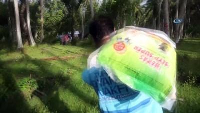 - Türkiye Diyanet Vakfından Endonezya'ya insani yardım