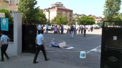Ümraniye'de hastane önündeki cinayette zanlının anne ve babası da şüpheli