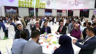 Hakkari'ye yeni atanan öğretmenler yemekte buluştu