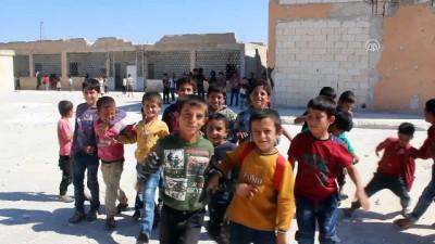 İdlibli çocukların eğitim mücadelesi sürüyor - İDLİB
