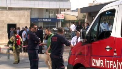 İzmir Adliyesi'nde gaz sızıntısı: 5 kişi hastanelere kaldırıldı