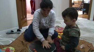 Minik Buğra biyonik kulak ameliyatı için yardım bekliyor