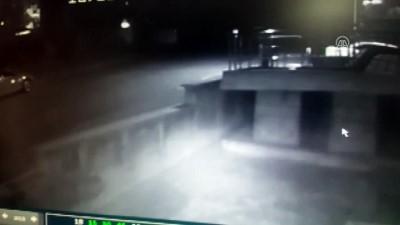 Sağlık merkezindeki hırsızlık güvenlik kamerasına yansıdı - KIRIKKALE