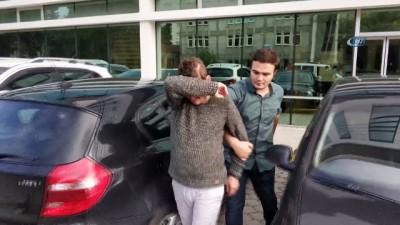 mustehcen -  Samsun'da tramvayda kadınların gizlice fotoğraflarını çeken genç tutuklandı