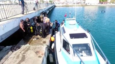 Sinop'ta denizden çıkanlar şaşırttı