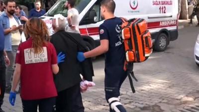 guvenlik onlemi - Siverek Adliyesinde kavga: 8 yaralı - ŞANLIURFA