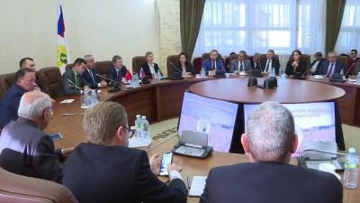 Tarım ve Orman Bakanı Pakdemirli Rusya'da - MOSKOVA