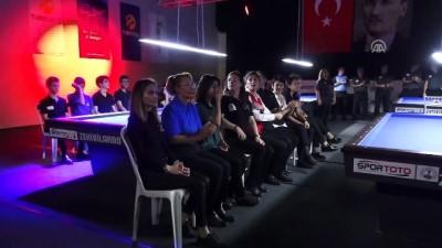 Türkiye 3 Bant Bilardo Şampiyonası - BATMAN