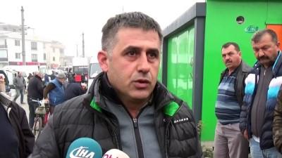 -Türkiye'nin kestane pazarı Düzce'de kuruluyor