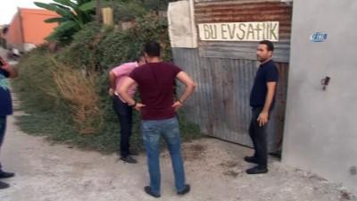 Adana'da film gibi olay...Hırsızlar kaçtı, polis kovaladı
