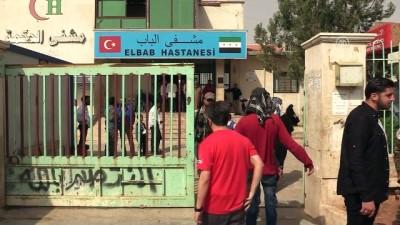 yogun bakim unitesi - Bab halkı yeni hastanesine kavuşuyor - BAB