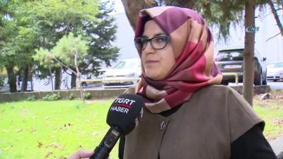 """ekince -  Gazeteci Cemal Kaşıkçı'nın nişanlısı: """"Siyasi kriz olmasının dışında bir insani kriz yönü de var"""""""