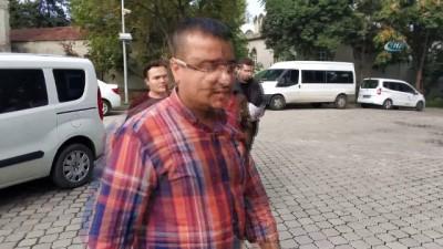 dolandiricilik -  Gazetecilere, 'Biz temiz insanlarız çekmeyin' diyen genç dolandırıcılıktan tutuklandı