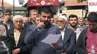 'Gazzeye Yardım Cuması' kampanyası - MALATYA