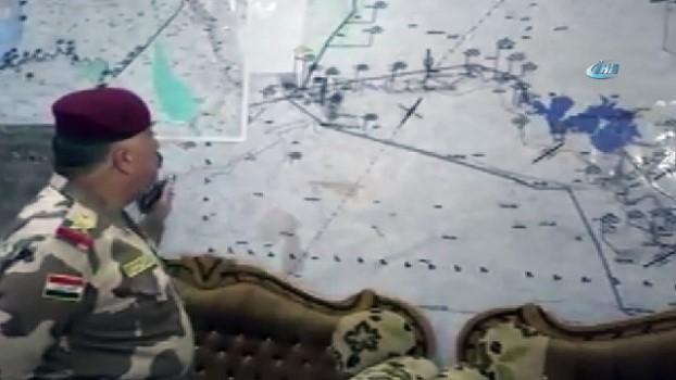 hava kuvvetleri -  - Irak'tan, Suriye Sınırında Güvenlik Önlemleri