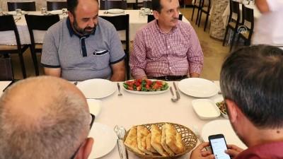Lezzetini dağ reyhanından alan yemek: Kaburga dolması - DİYARBAKIR