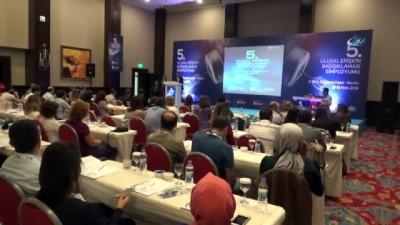 Mardin'de '5'inci Ulusal Erişkin Bağışıklaması Sempozyumu' başladı