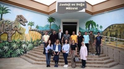 Müzede akademik eğitim - GAZİANTEP