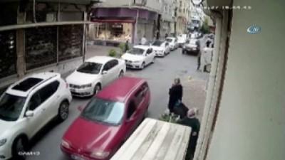 Okul Müdürüne jammer'lı soygun kamerada